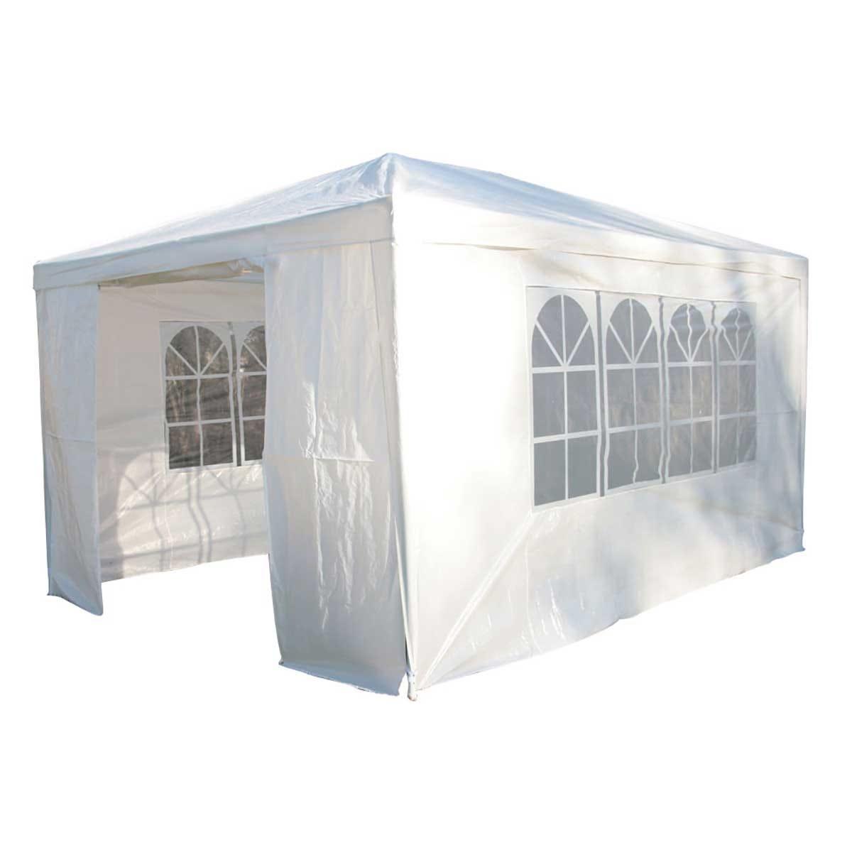 Airwave 4m x 3m Value Party Gazebo Tent - White