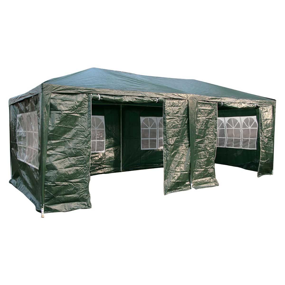 Airwave 6m x 3m Value Party Tent Gazebo - Green