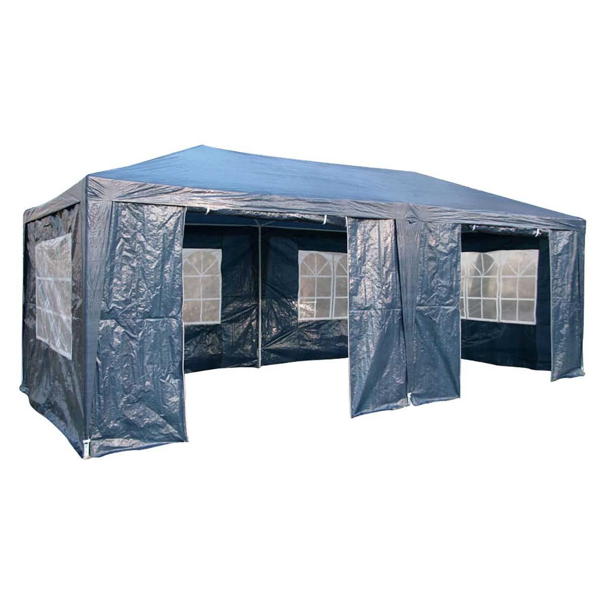 Airwave 6m x 3m Value Party Tent Gazebo - Blue