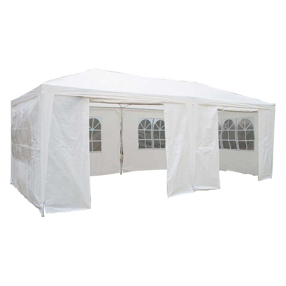 Airwave 6m x 3m Value Party Tent Gazebo - White