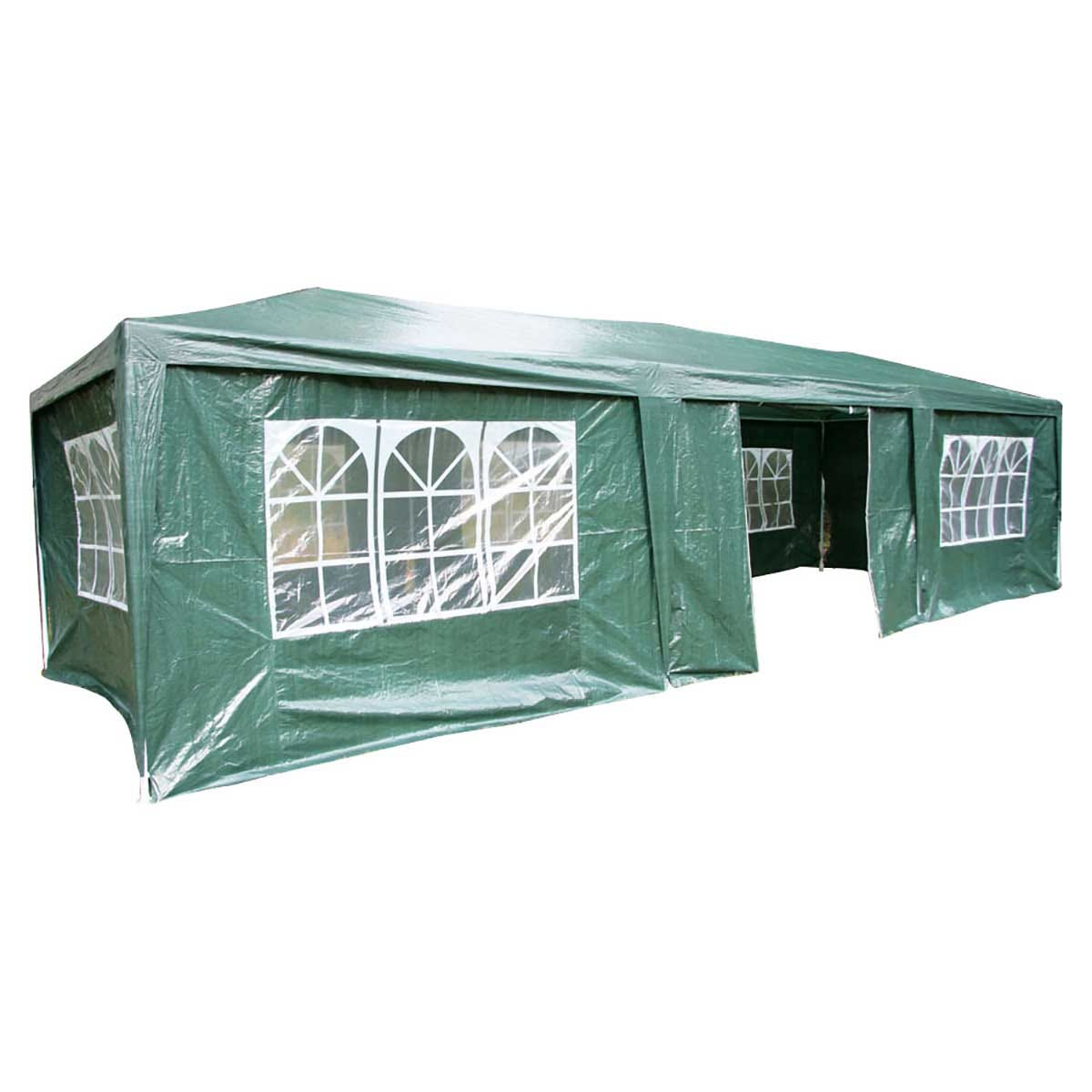 Airwave 9m x 3m Value Party Tent Gazebo - Green