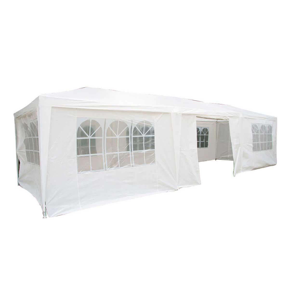 Airwave 9m x 3m Value Party Tent Gazebo - White