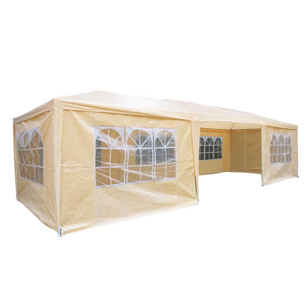 Airwave 9m x 3m Value Party Tent Gazebo - Beige