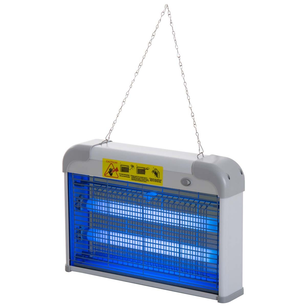 Outsunny Electric LED Mosquito Killer Lamp - Small