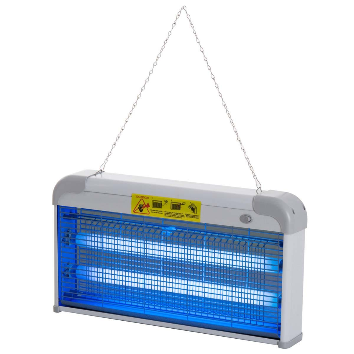 Outsunny Electric LED Mosquito Killer Lamp - Large