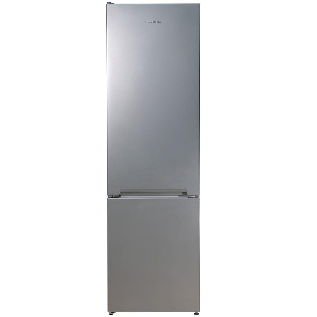 Russell Hobbs RH180FFFF55S 279L 70/30 Frost Free Fridge Freezer - Stainless Steel
