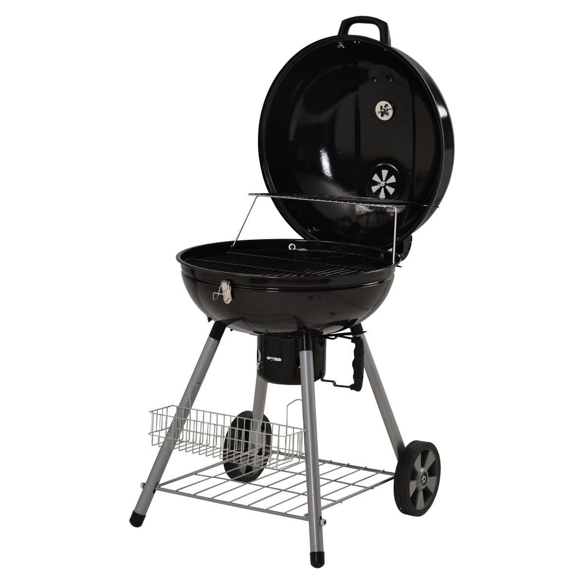 Kettle Charcoal 22.5' BBQ - Black