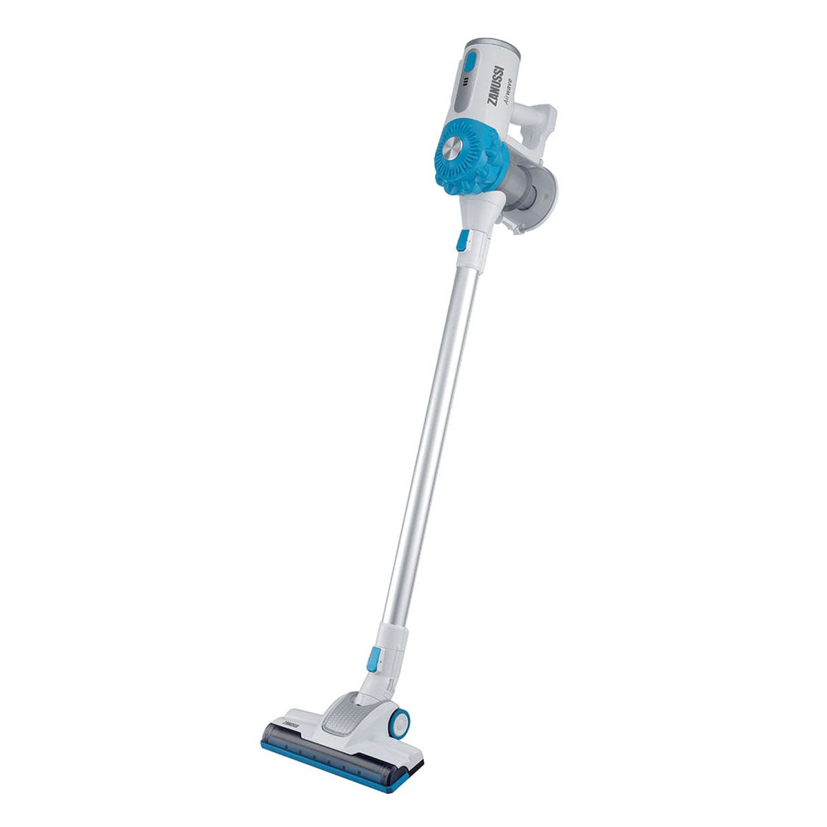 Zanussi ZHS-32802 Cordless Rechargeable Hand Stick Vacuum Cleaner- Blue