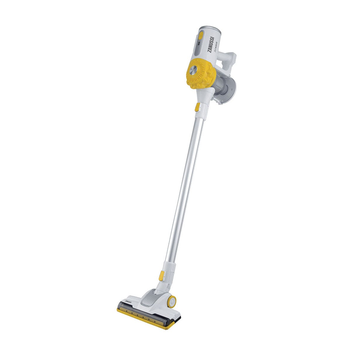 Zanussi ZHS-32802 Cordless Rechargeable Hand Stick Vacuum Cleaner - Yellow