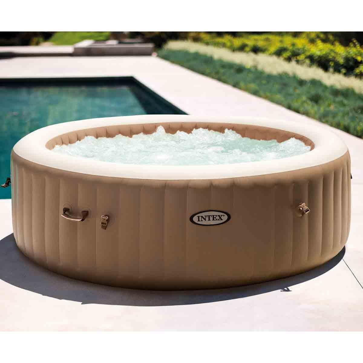 Intex PureSpa 6-person Bubble Hot Tub