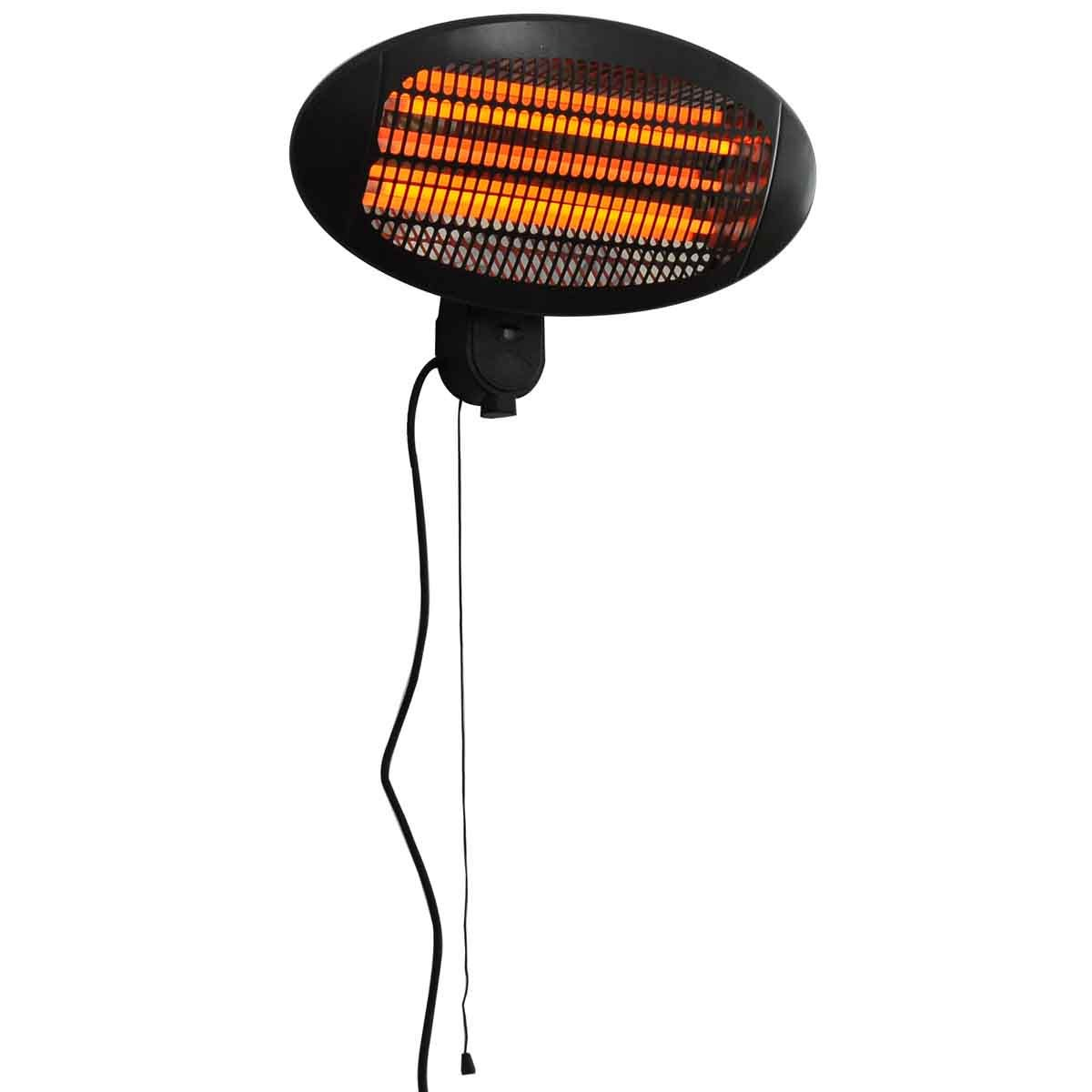 Outsunny Wall Mountable Electric Patio Heater