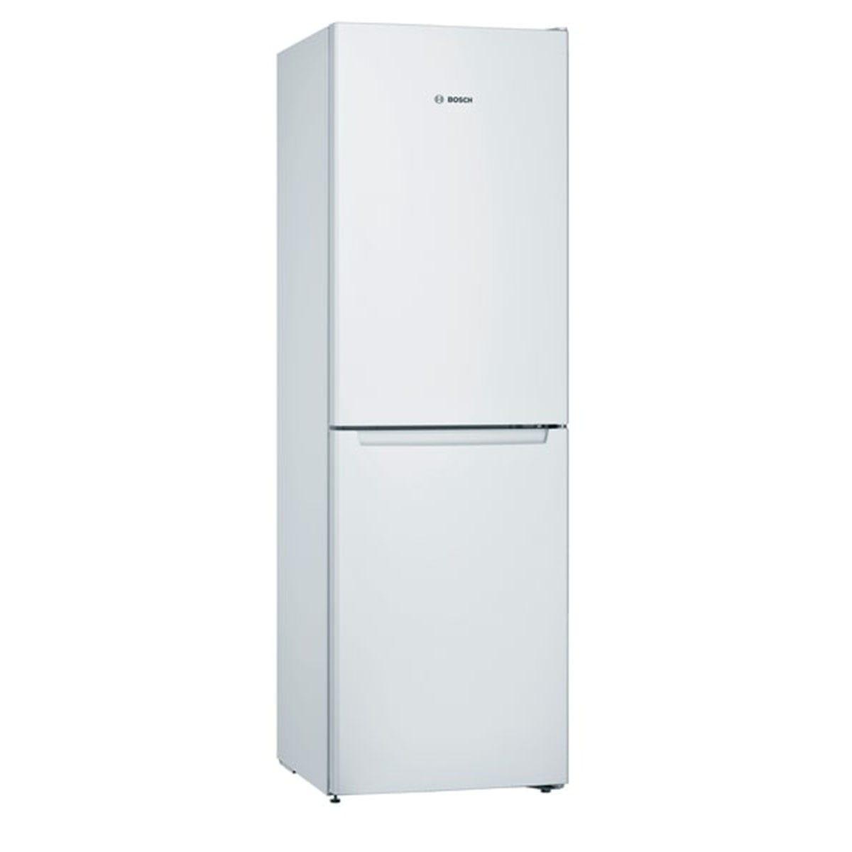 Bosch Serie 2 KGN34NWEAG  50/50 Fridge Freezer - White