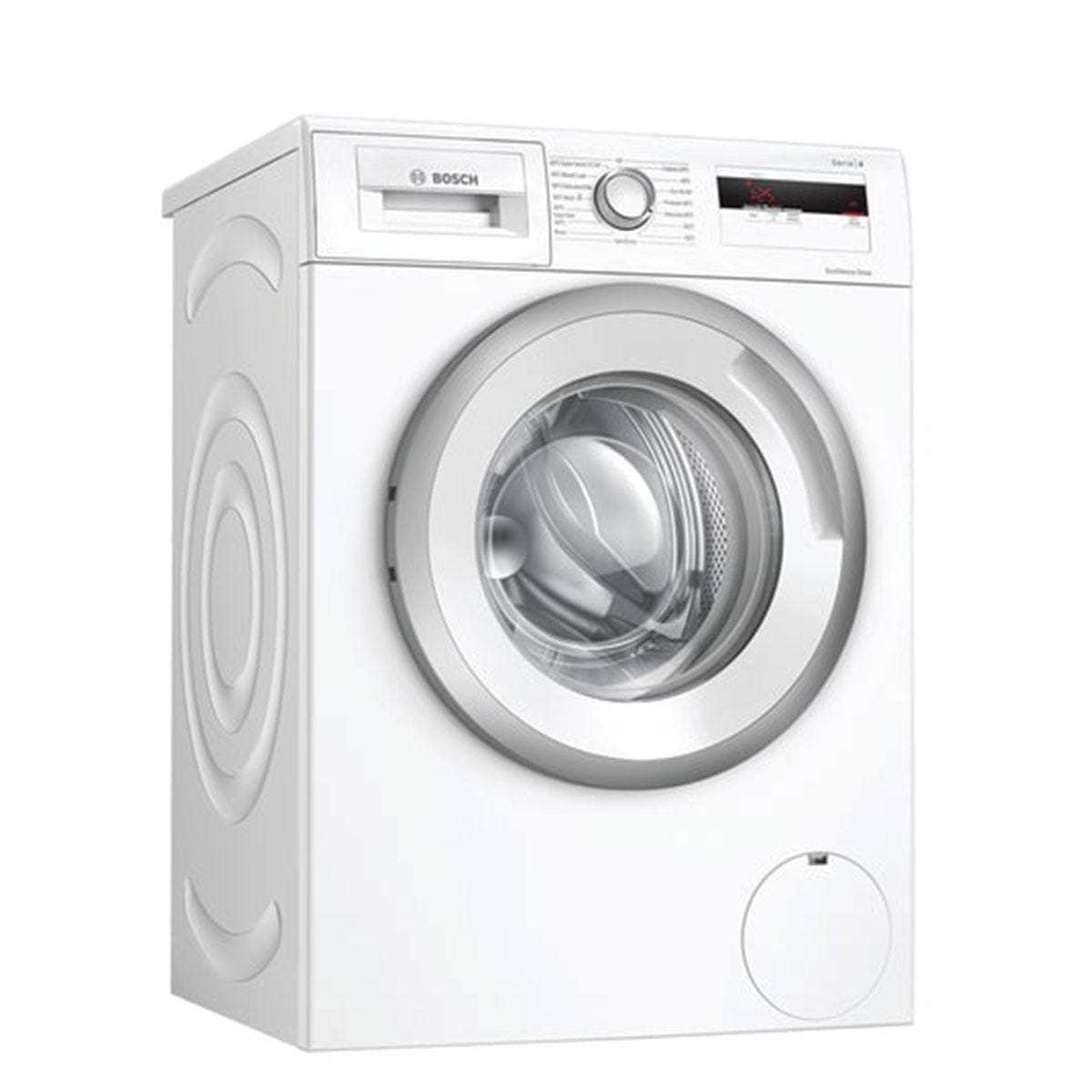 Bosch Serie 4 WAN28081GB 7kg Washing Machine with 1400rpm - White