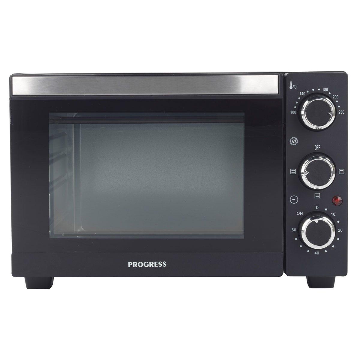 Progress EK4359P 15L Toaster Oven - Black