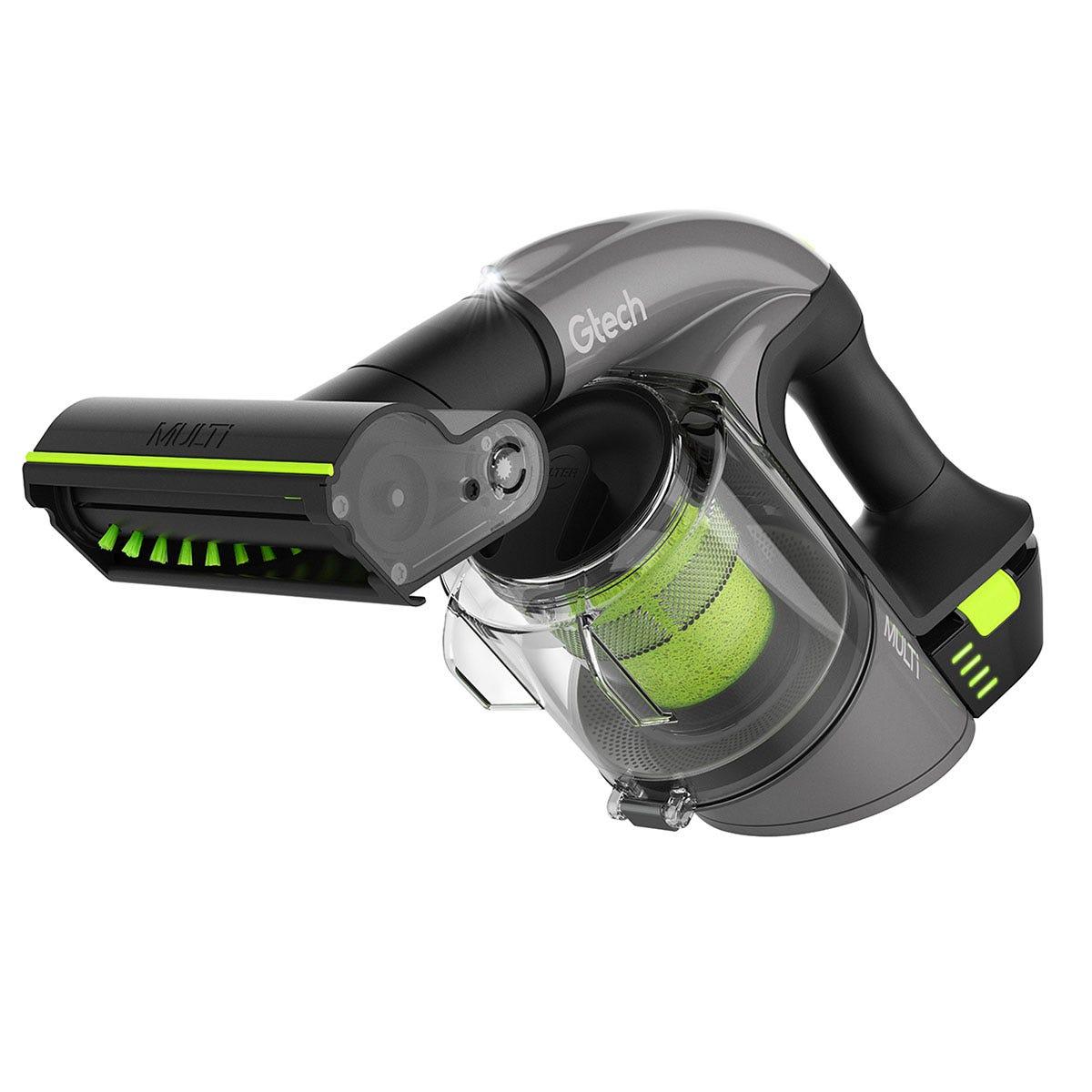Gtech 1-03-149 Multi Vacuum Cleaner - Grey & Green