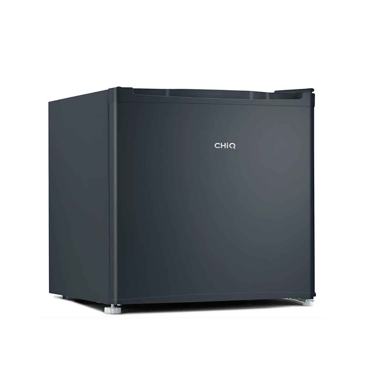 CHiQ CSD50D4 46L Mini Fridge - Dark Inox