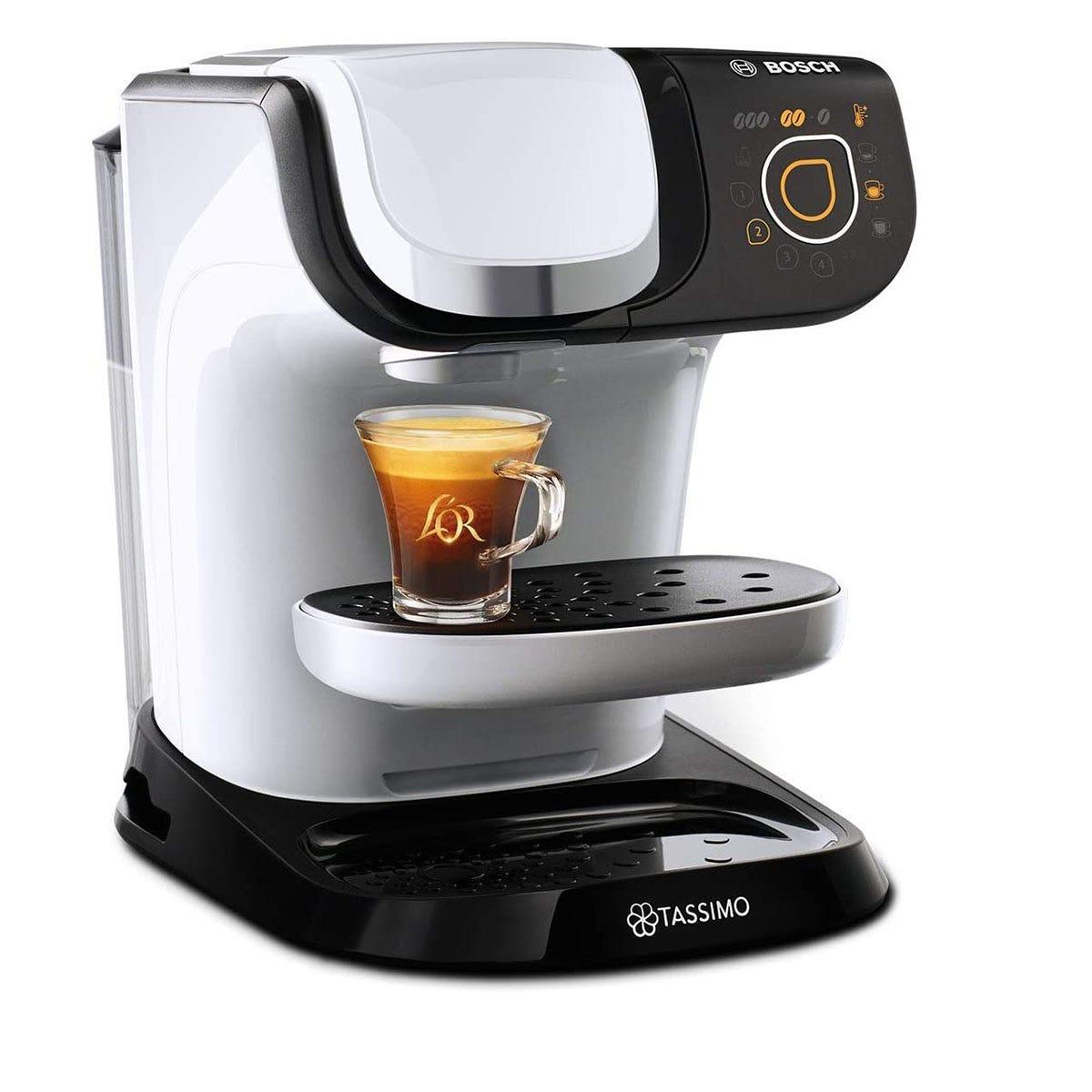Tassimo by Bosch TAS6504GB My Way 2 Pod Coffee Machine - White