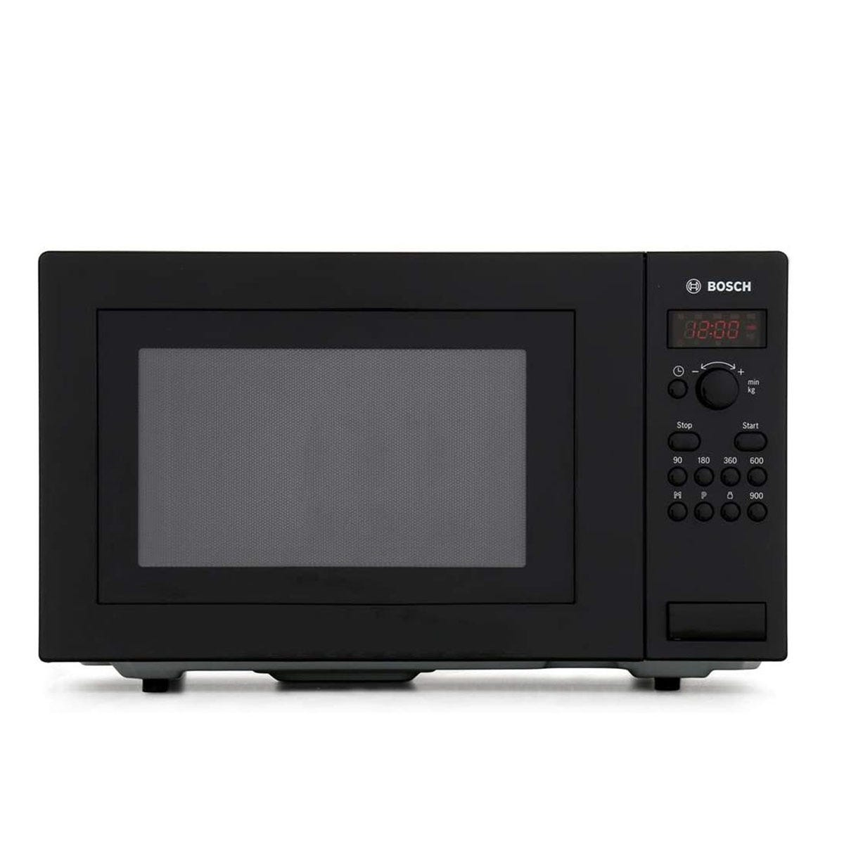 Bosch�HMT84M461B Family Size Touch Control Microwave - Black
