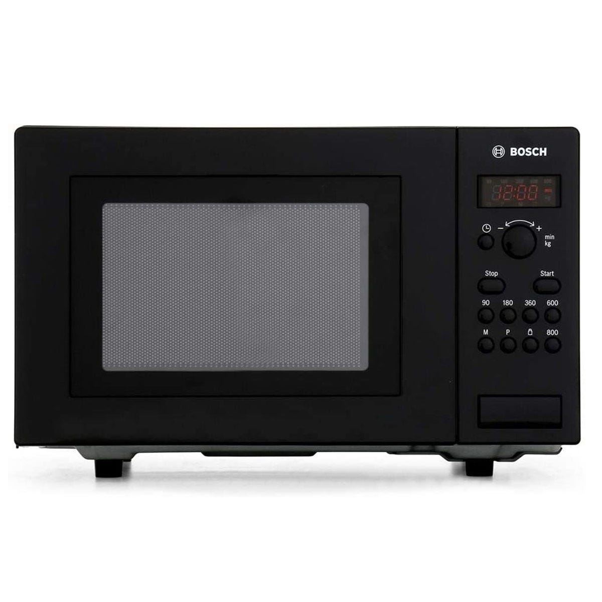 Bosch HMT75M461B Compact Digital Microwave Oven - Black