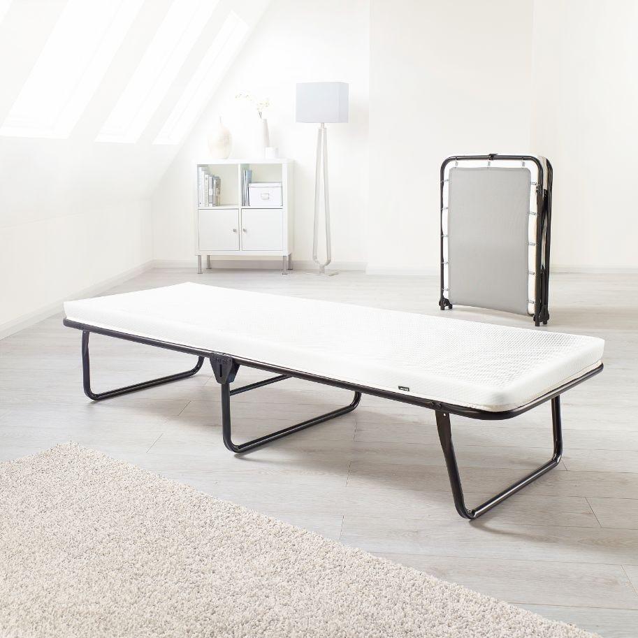 Jay-Be Value Folding Bed with Memory e-Fibre Mattress Single