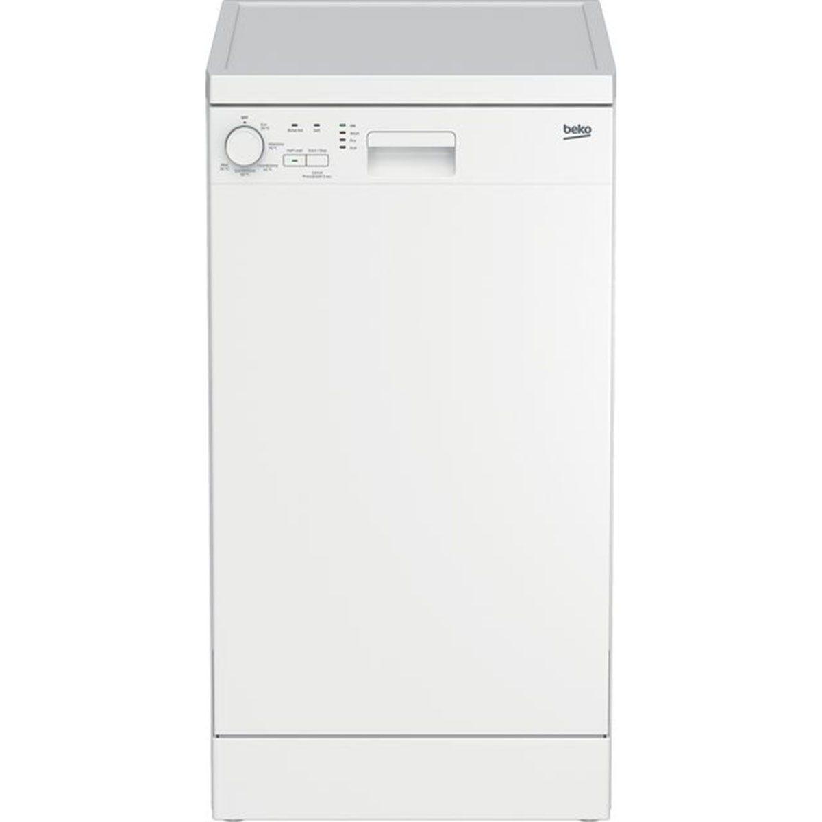 Beko DFS05020W Slimline Dishwasher - White