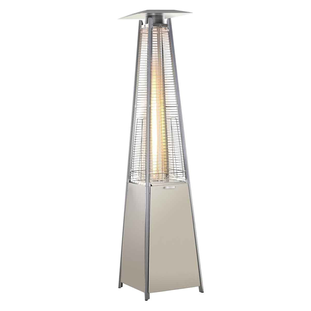 Outsunny 10.5KW Pyramid Patio Gas Heater