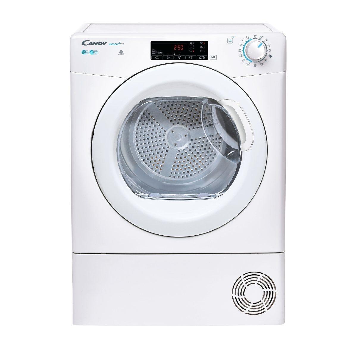 Candy CSOEC10TG-80 Wi-Fi 10kg Condenser Tumble Dryer - White
