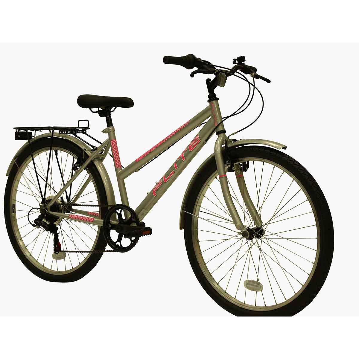 Flite Revolution 17 inch Ladies Hybrid Bike