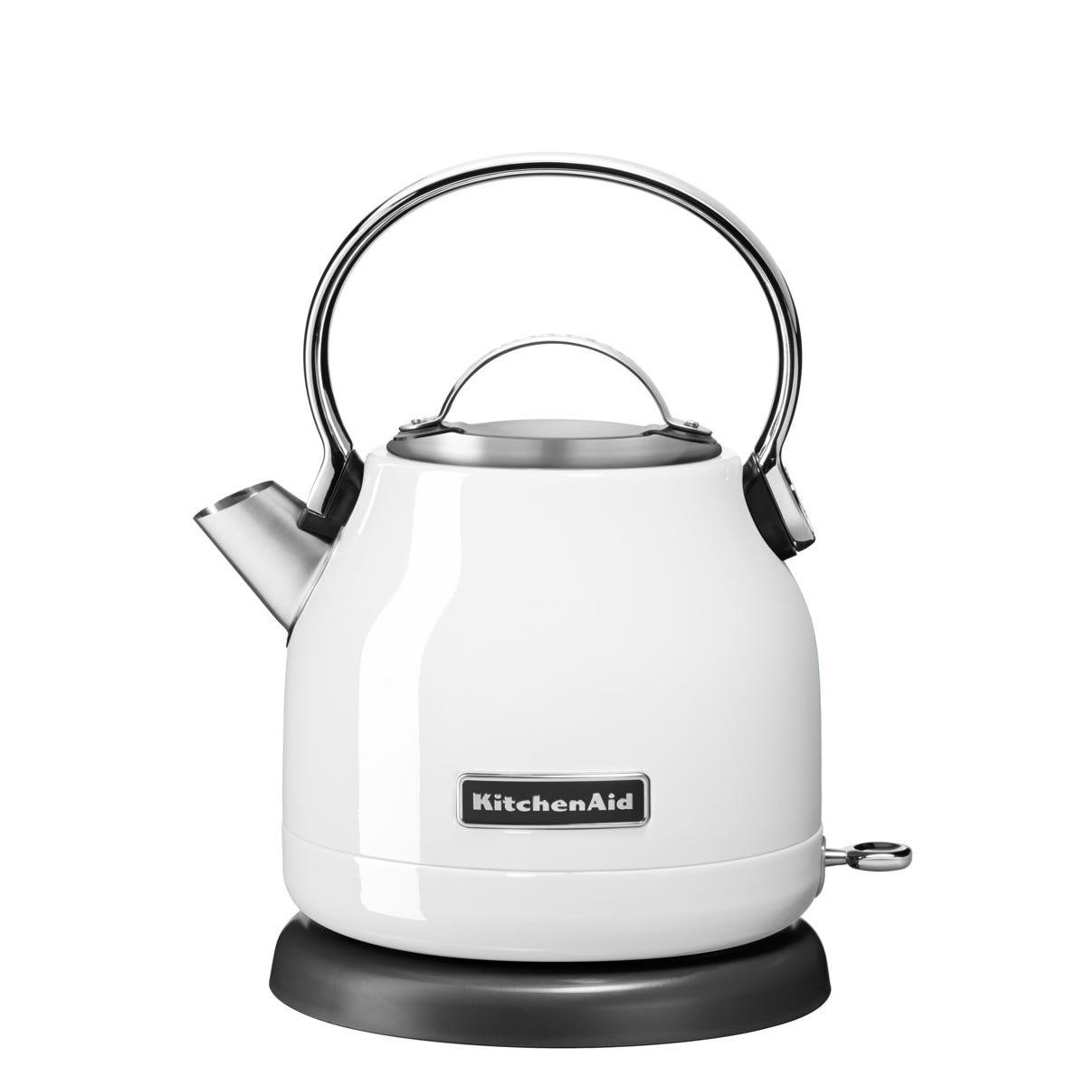 KitchenAid 5KEK1222BWH 1.25L Dome Kettle - White