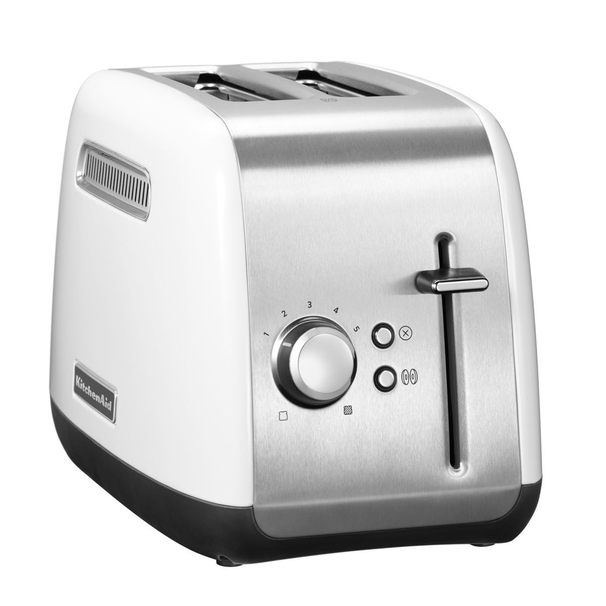 KitchenAid 5KMT2115BWH Toaster 2 Slot - White