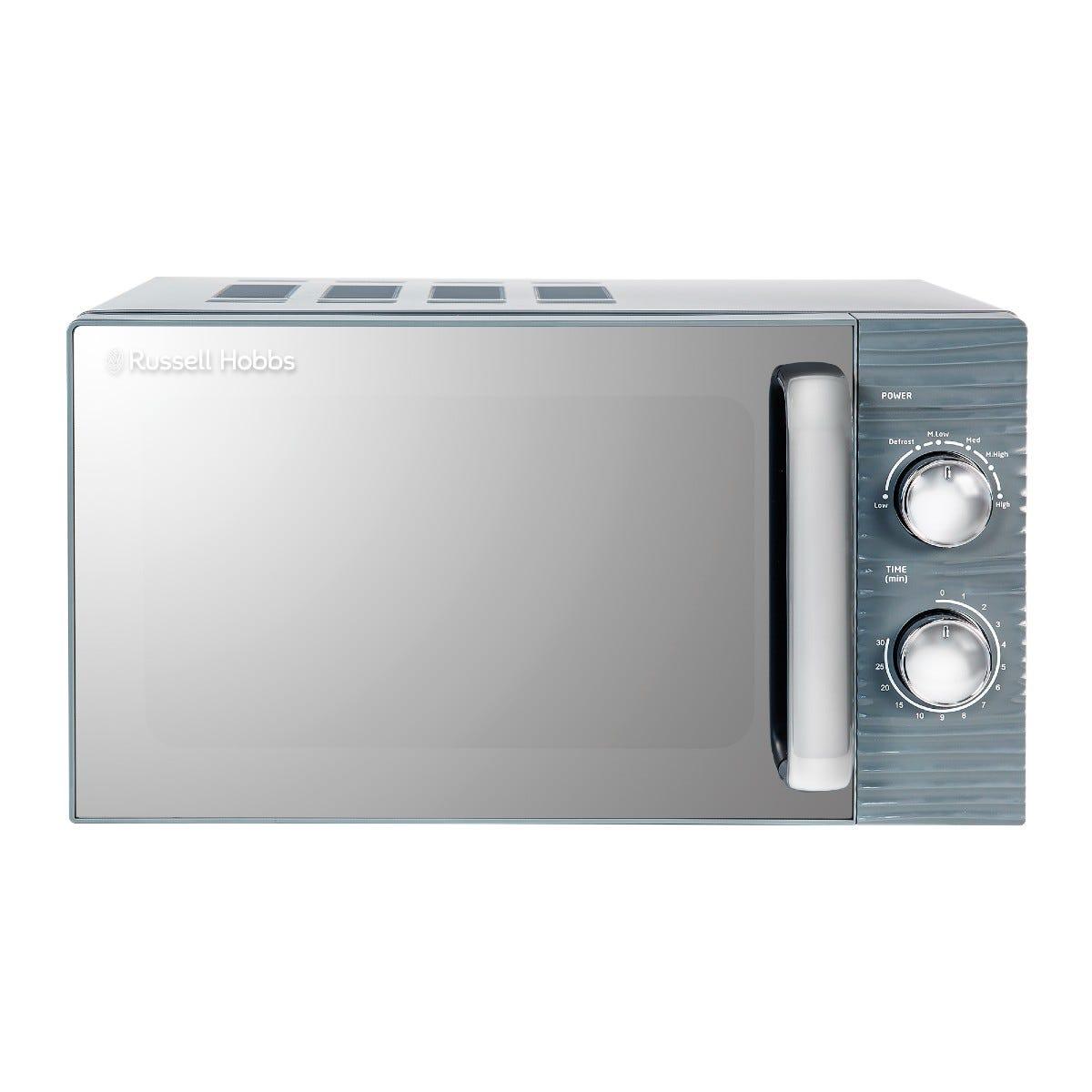 Russell Hobbs RHM1731G Inspire 17L 700W Manual Microwave - Grey
