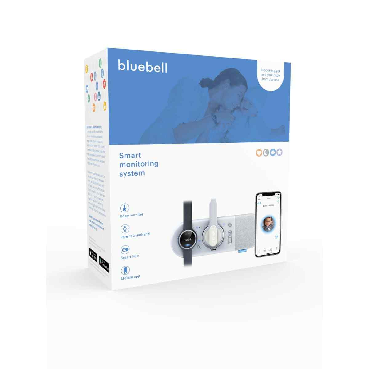 Bluebell Smart Baby Monitor