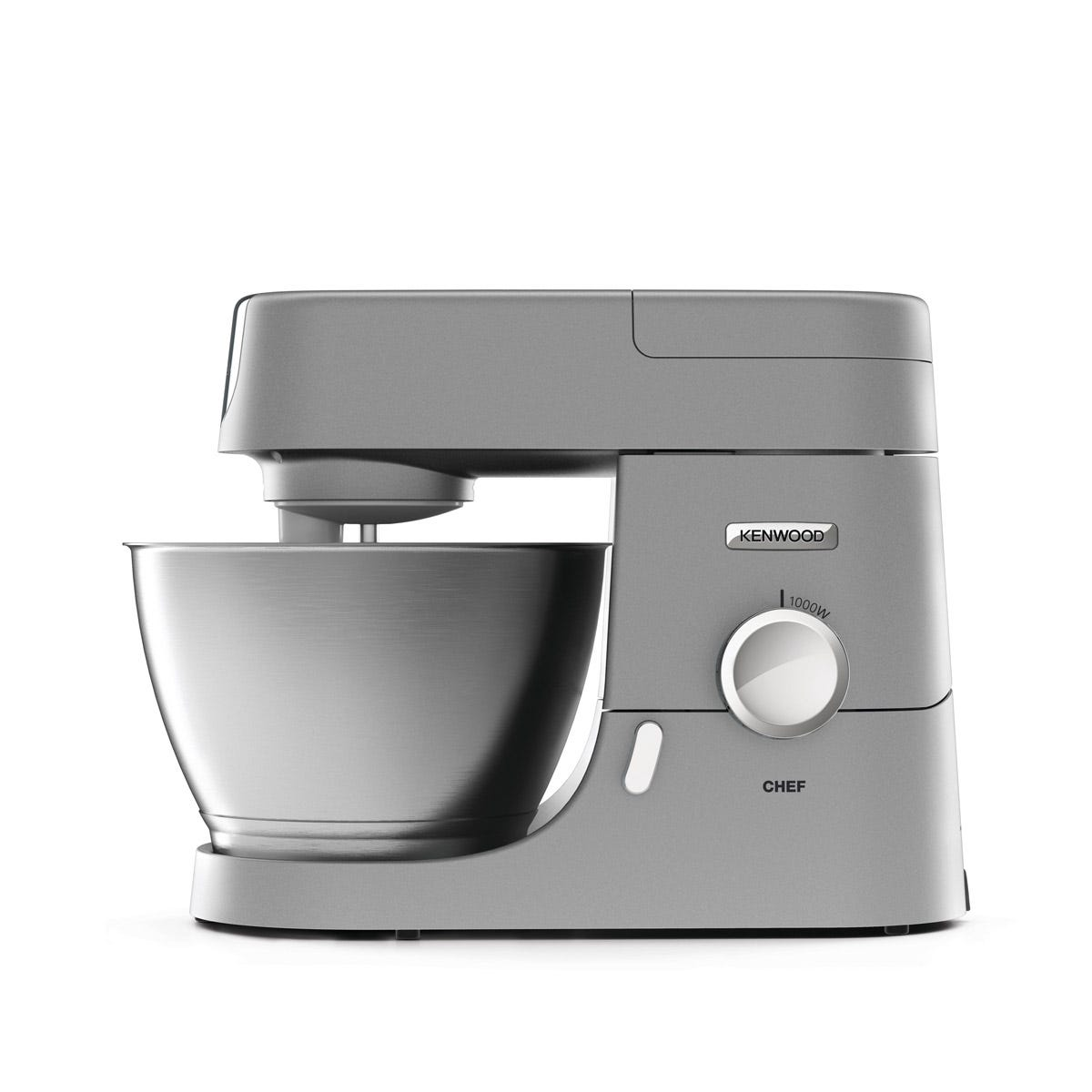 Kenwood KVC3100S 1000W 4.6L Chef Stand Mixer - Silver