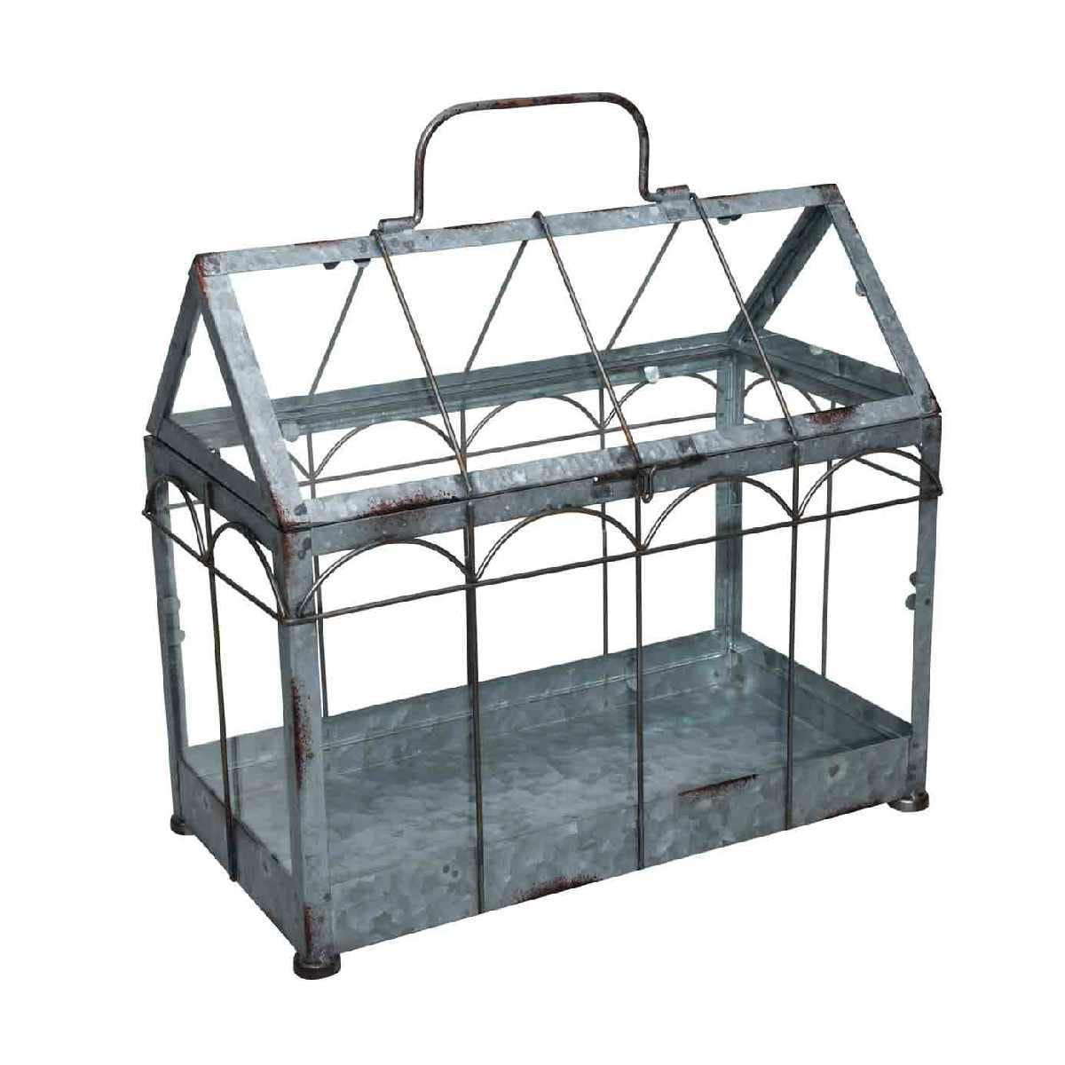 Esschert Design Miniature Greenhouse