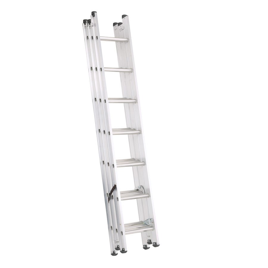 2.0m Professional Triple Compact Extension Ladder