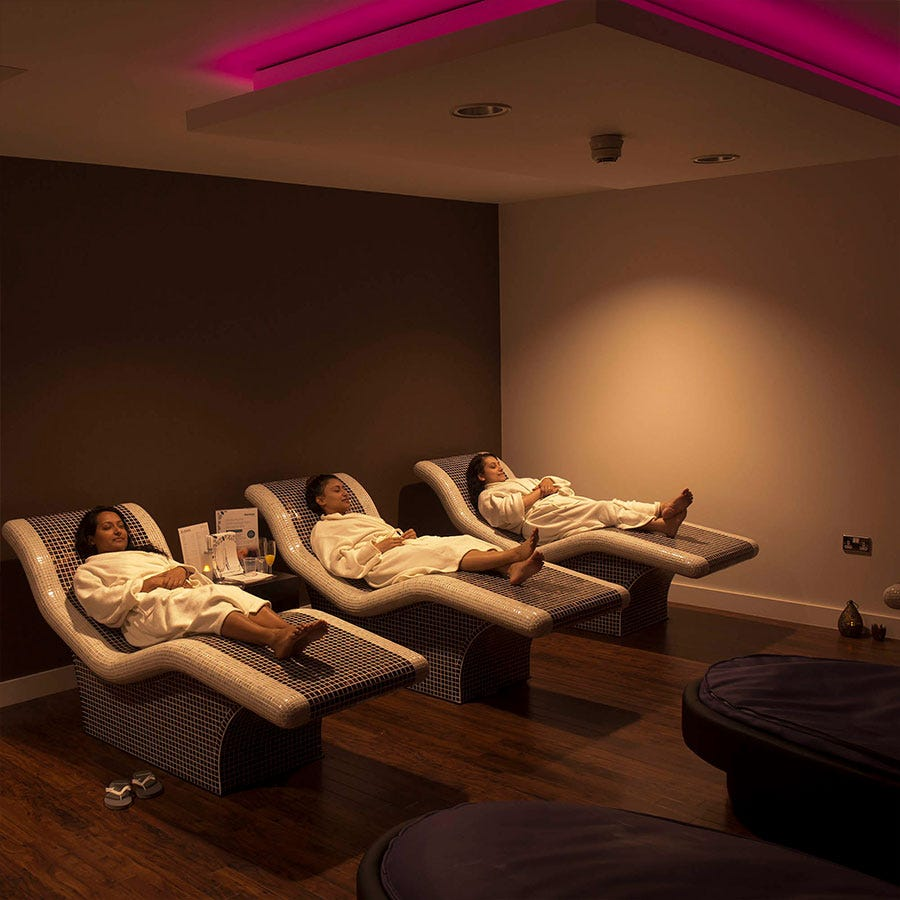 Buyagift 2-for-1 Spa Day with Four Treatments for Two at Bannatyne Experience