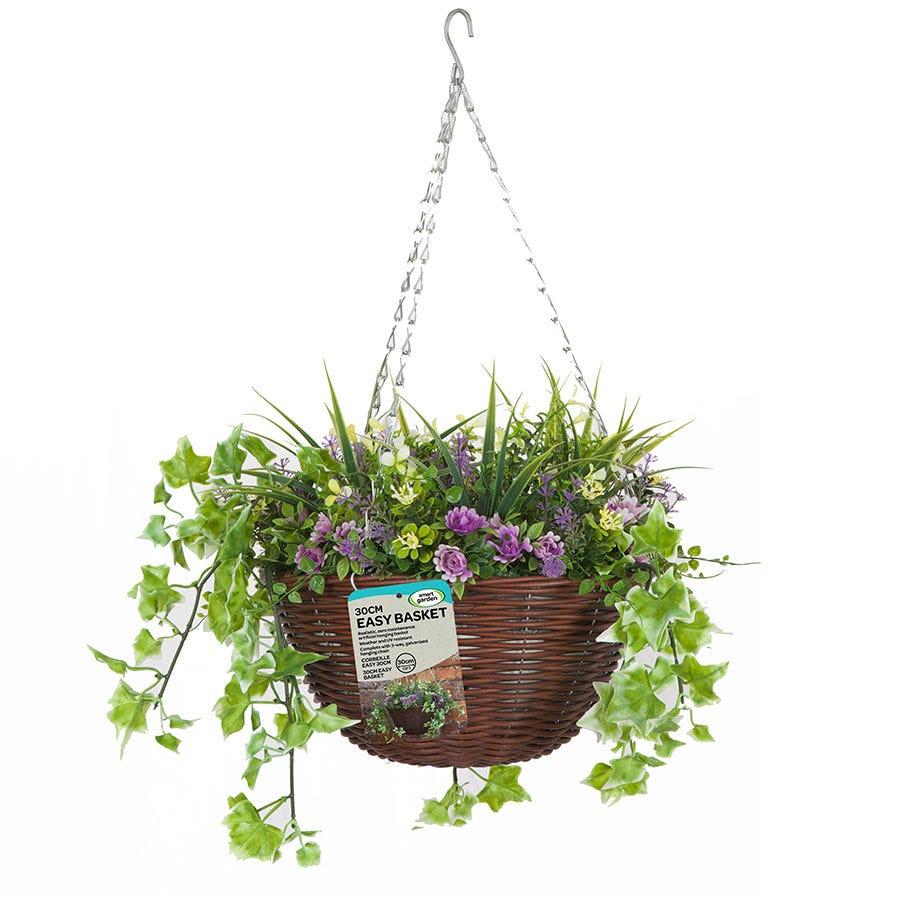 30cm Easy Hanging Basket