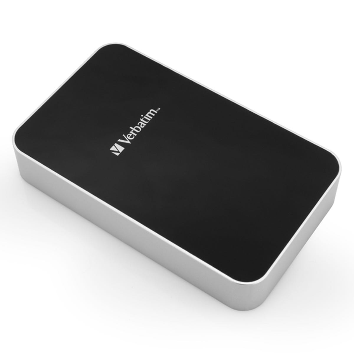 Image of Verbatim 10400mAh Pocket Power Bank Dual USB and LED display