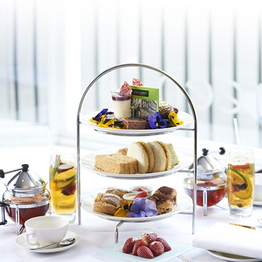 Buyagift Luxury Afternoon Tea for Two Gift Voucher Experience