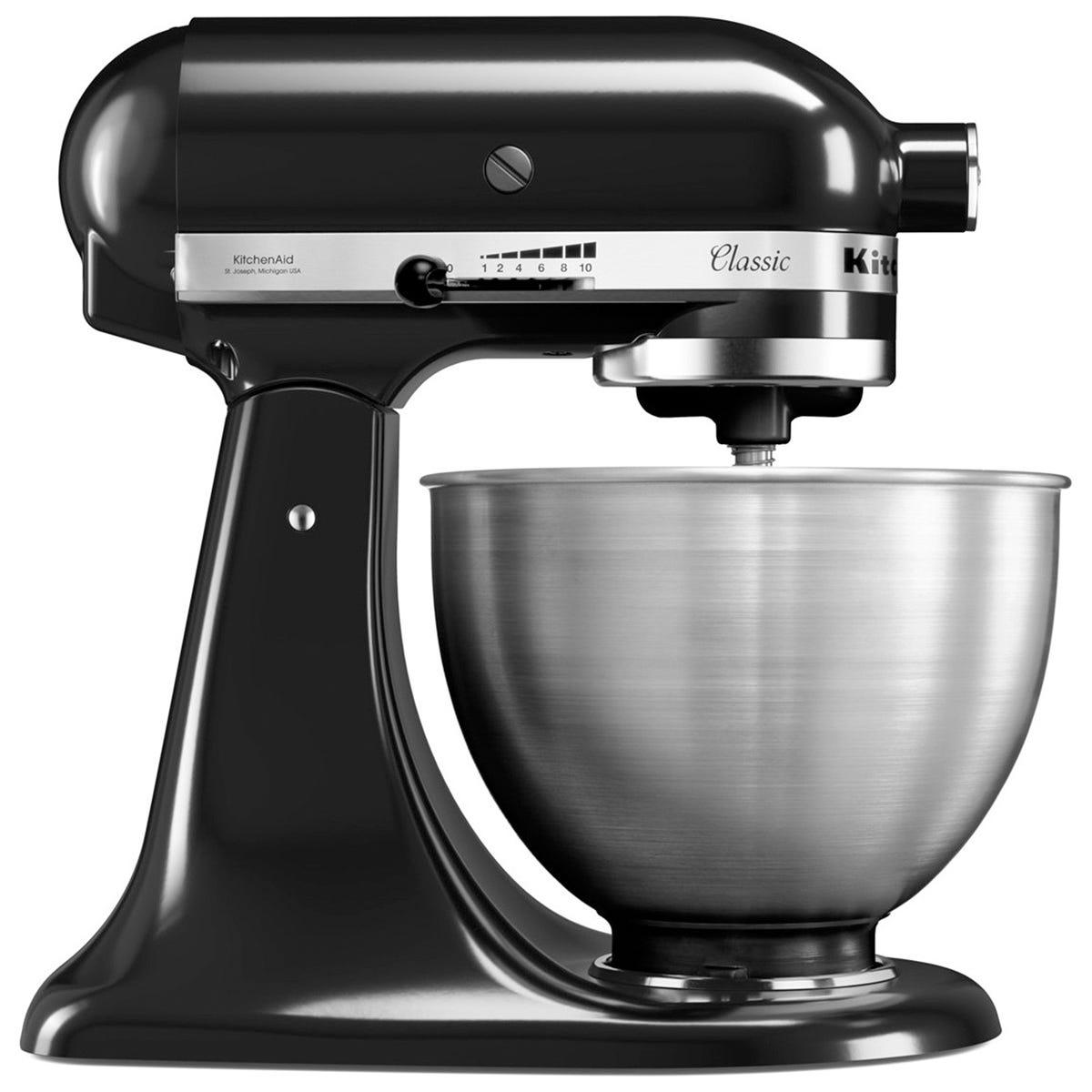 KitchenAid 4.3L Classic Stand Mixer - Black