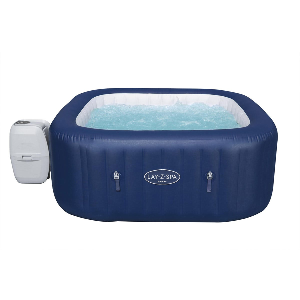 Lay-Z-Spa Hawaii AirJet Hot Tub Inflatable Spa, 4-6 Persons