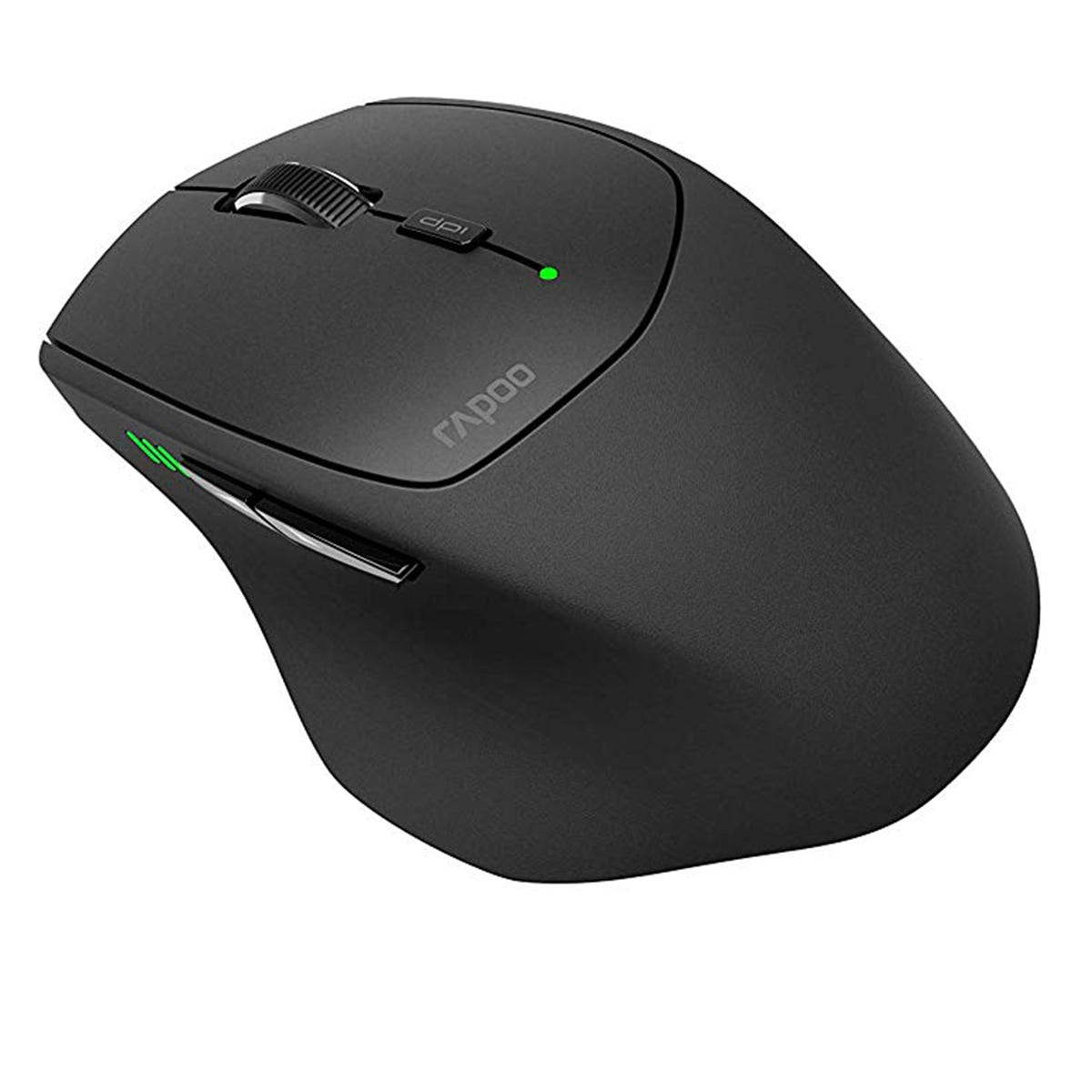 Rapoo MT550 Multi-mode Wireless Optical Mouse - Black
