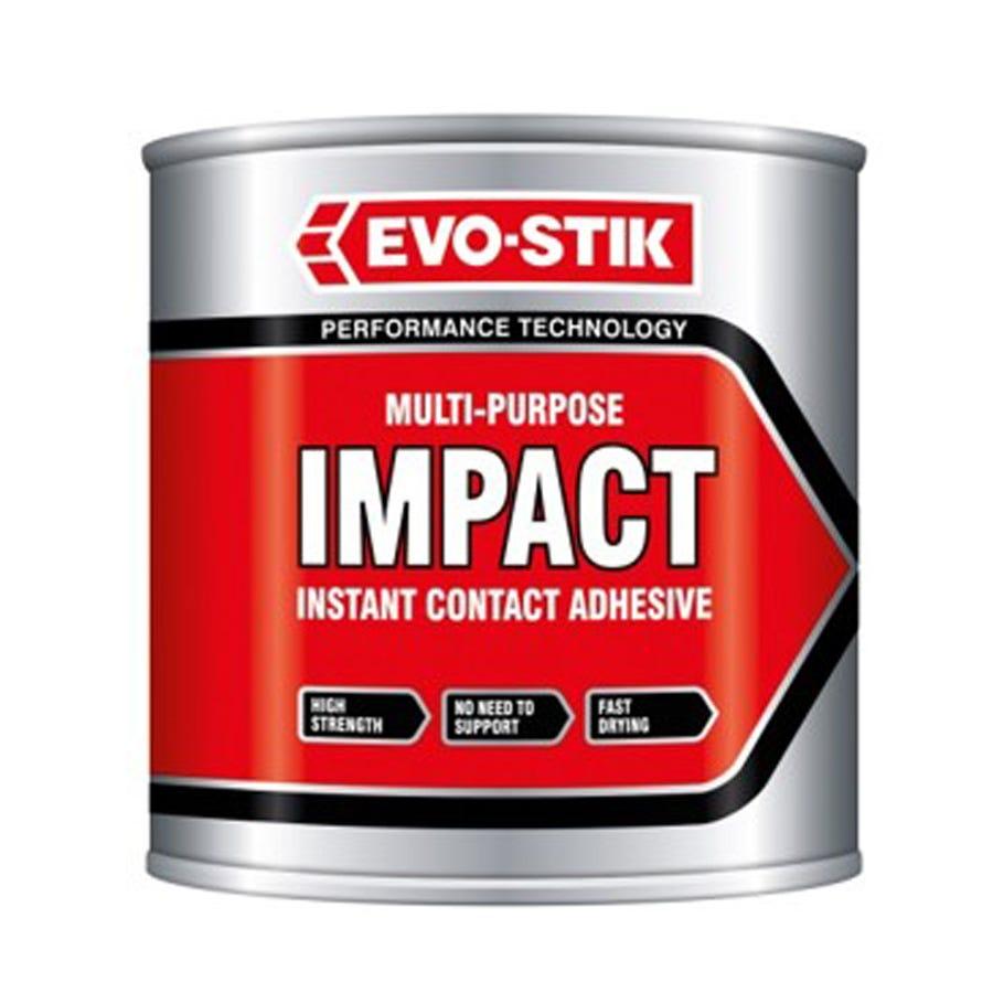 Image of Evo-stik Multi-purpose Impact Adhesive Tin 250ml