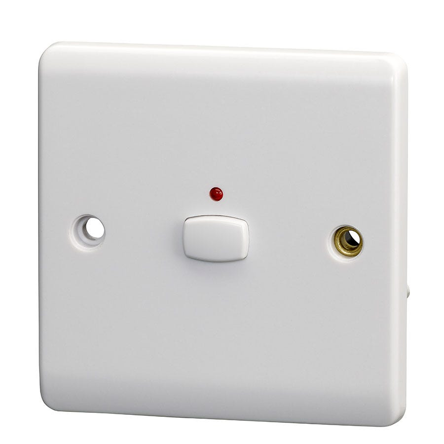 Compare prices for Energenie MiHome Wall Light Switch Single