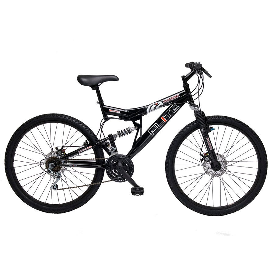 Compare prices for Flite Mens Phaser Mountain Bike 26-Inch