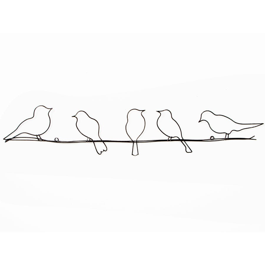 Compare prices for Graham and Brown Bird on a Wire Wall Art