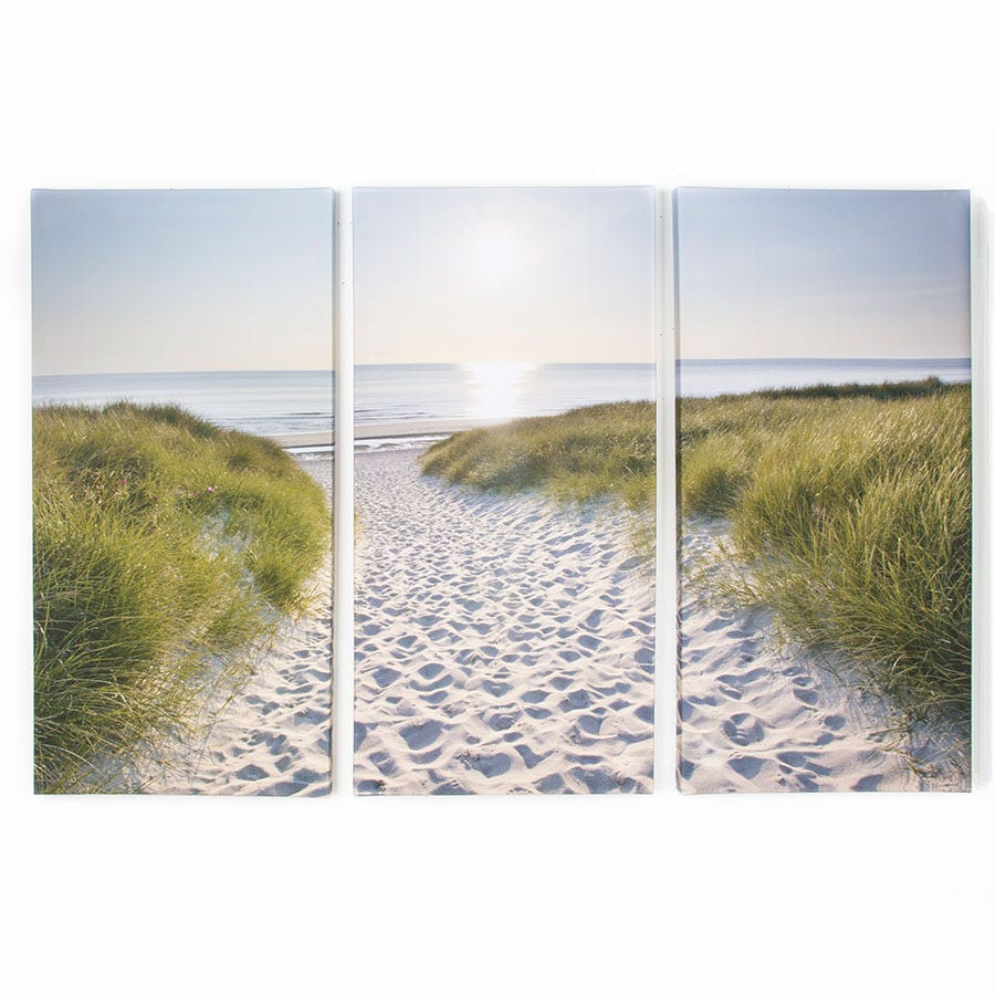 Compare prices for Graham and Brown Beach Walk Wall Art