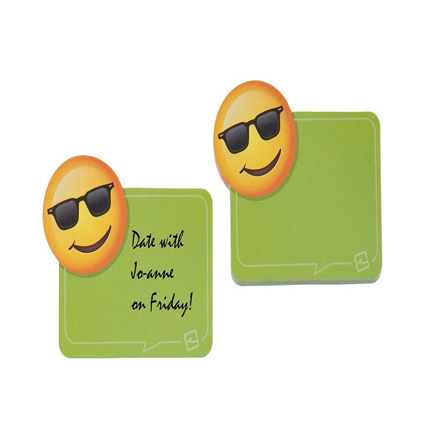 Compare prices for Thinking Gifts Cool Mood Sticky Notes