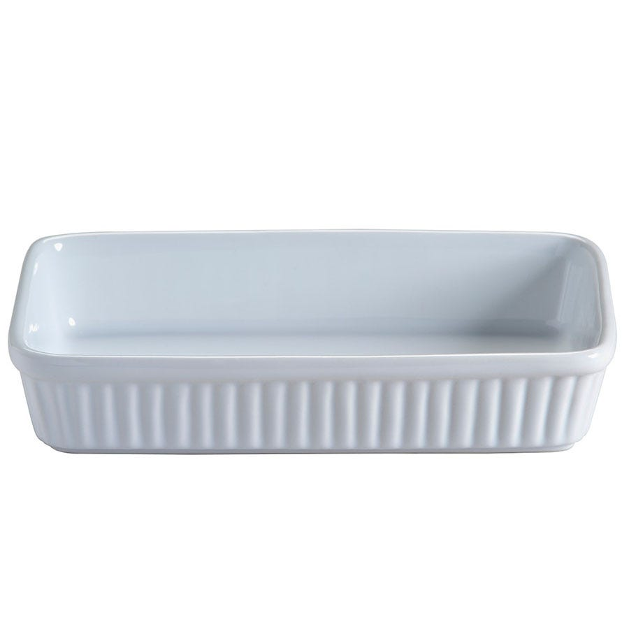 Compare prices for Mason Cash Classic Collection 23cm Rectangular Baking Dish - White