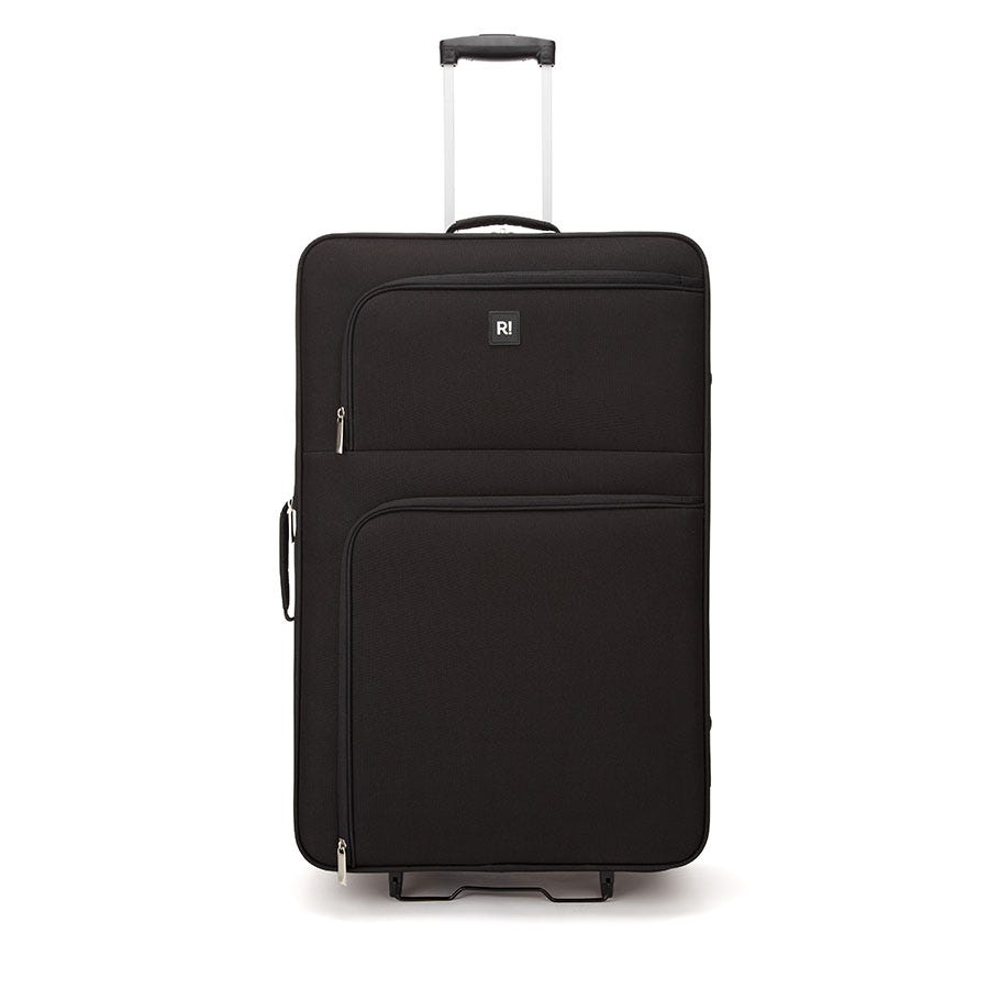 Compare prices for Revelation by Antler 2-Wheel Alex Soft Large Suitcase